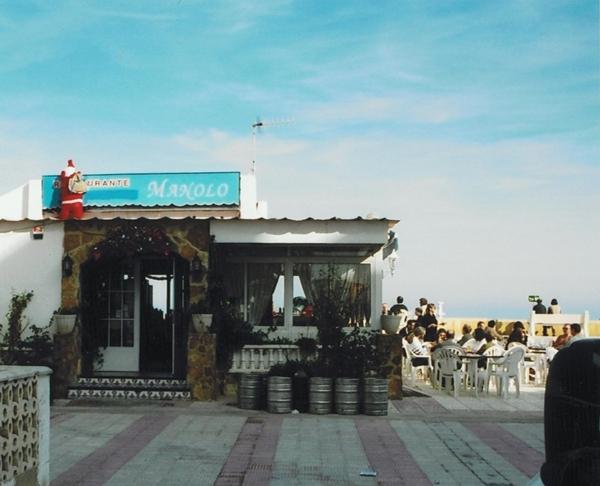 Restaurante Casa Manolo en Daimús. Historia. Evolución