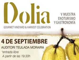 DOLIA, V Muestra de Enoturismo y Gastronomia. Restaruante Casa manolo. Estrella Michelín