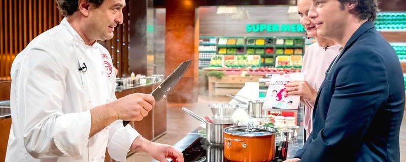 Chef Manuel Alonso será chef invitado en el concurso gastronómico Master Chef