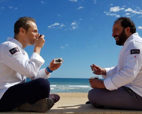 Manuel Alonso y Jose Montejano. Suau heladería, la felicidad hecha helado. Soft