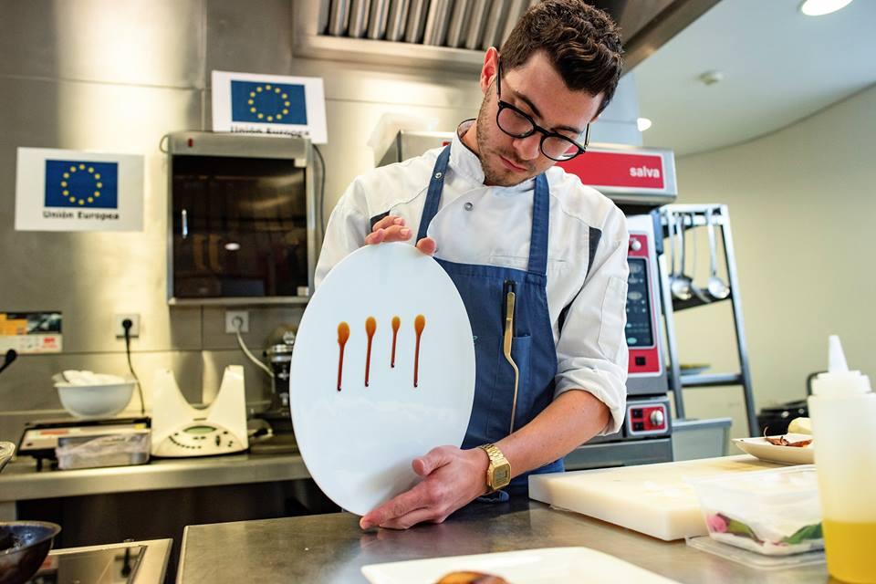 chef manuel alonso de casa manolo formación cdt torrevieja_estrella michelín