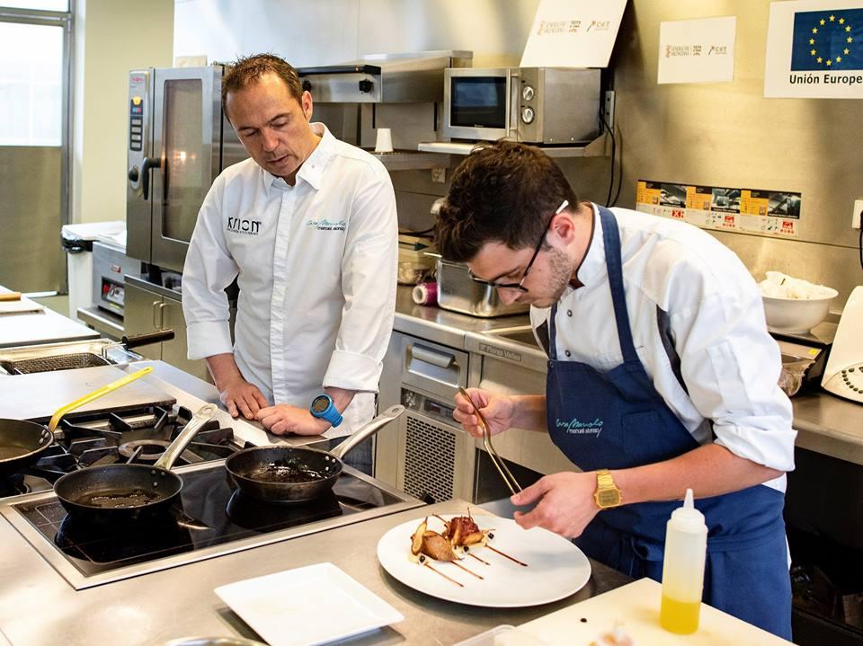 chef manuel alonso_restaurante casa manolo_ formación gastrónomica cdt torrevieja