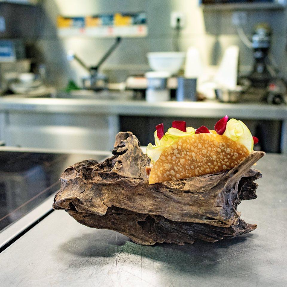chef manuel alonso_restaurante casa manolo_ formación gastrónomica cdt torrevieja_taco de cordero