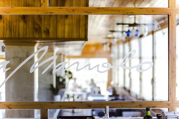 Chef Manuel Alonso. Restaurante Casa Manolo Daimús 1 estrella michelín y 2 soles repsol