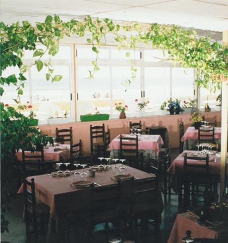 Restaurante Casa Manolo en Daimús. Historia. 1985