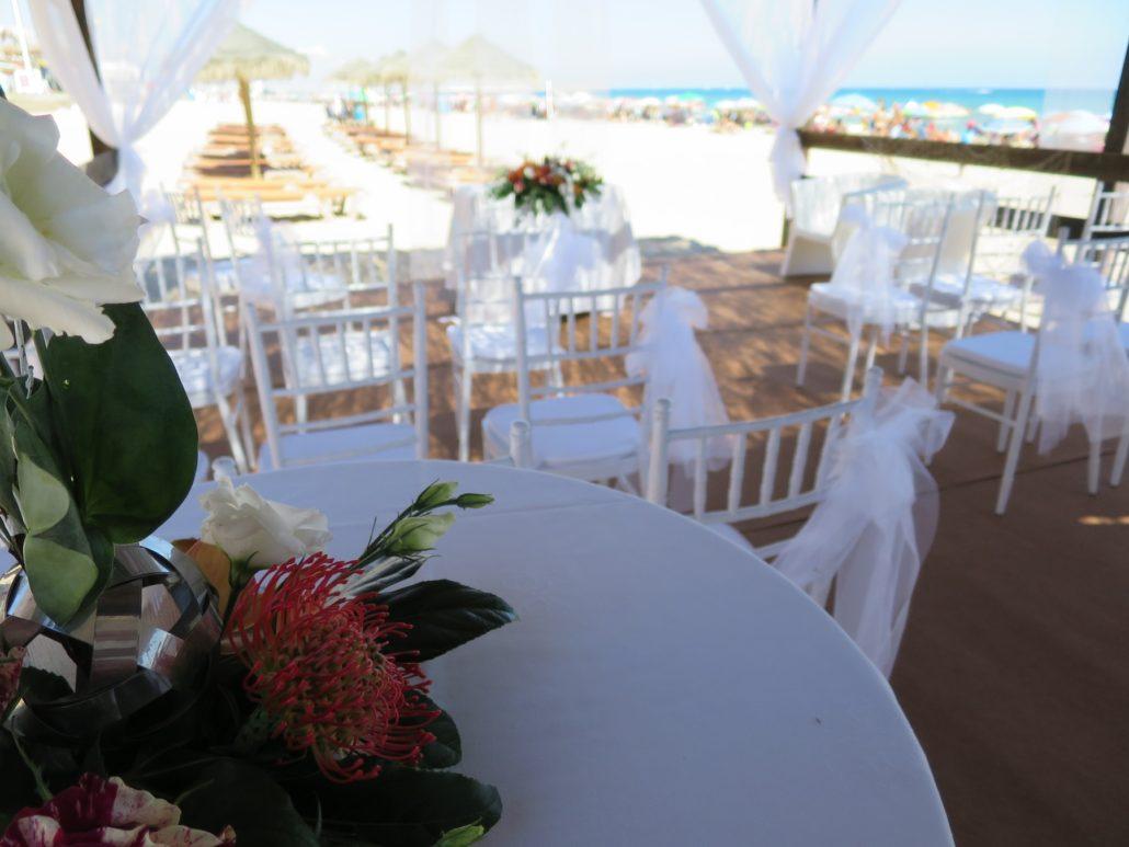 casa manolo catering bodas en la playa de daimus