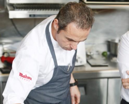 Manuel Alonso Chef Restaurante Casa Manolo