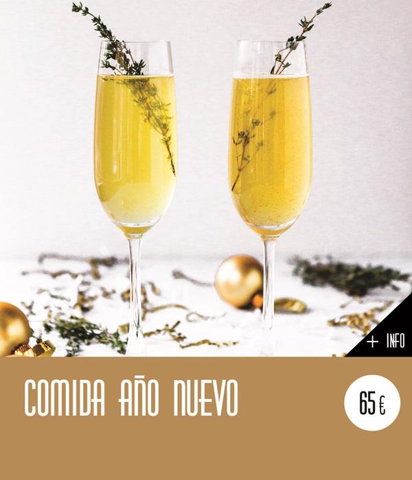 especial comida día año nuevo en restaurante casa manolo una estrella michelín, valencia la safor gandia