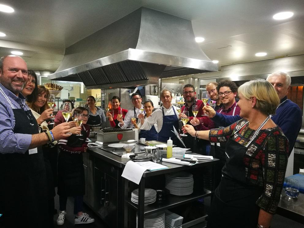 taller de cocina en casa manolo by manuel alonso