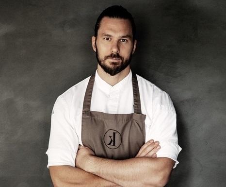 Chef Mikael Svensson. Chef kontrats. Valencia culinary festival. cuatro manos con manuel alonso casa manolo. estrella michelí - copia