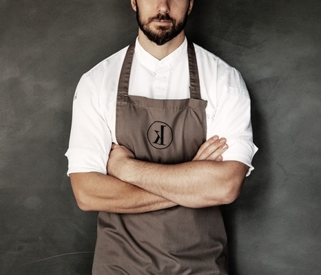 Chef Mikael Svensson. Chef kontrats. Valencia culinary festival. cuatro manos con manuel alonso casa manolo. estrella michelín.