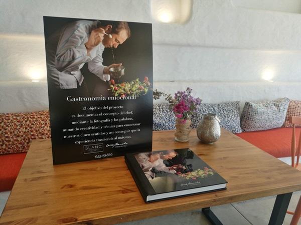 libro gastronomia emocional chef manuel alonso