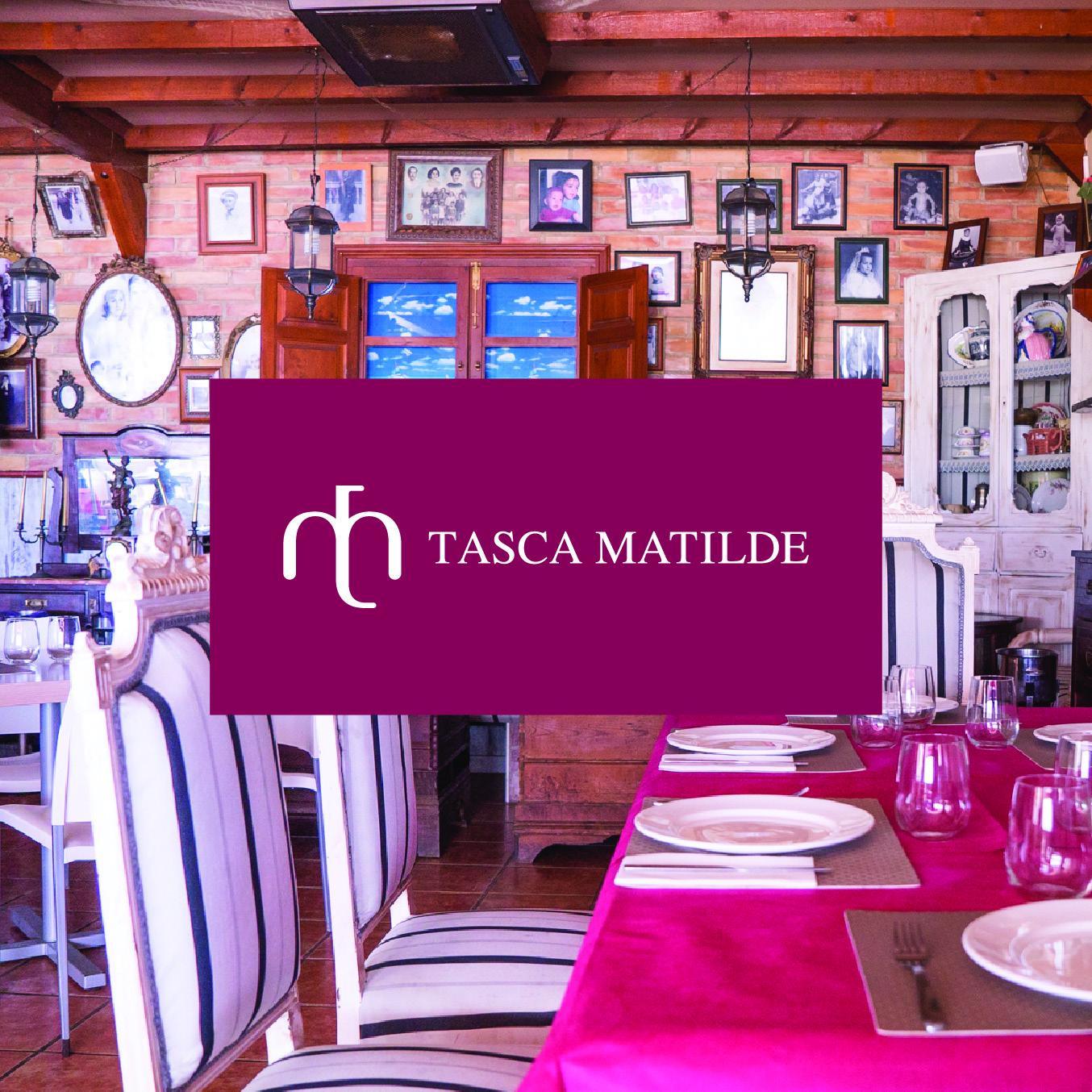 restaurante by manuel alonso. Tasca Matilde