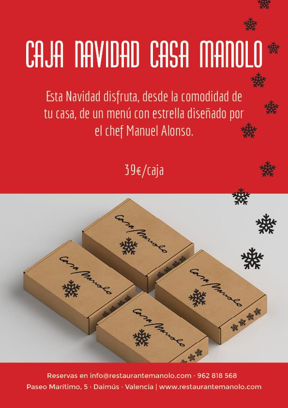 CAJA NAVIDAD CASA MANOLO